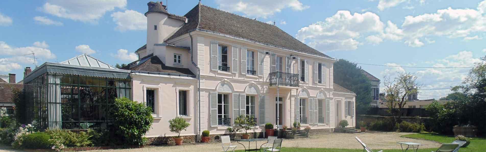 Maison d'hôte Le Clos Saint-Nicolas à Neauphle Le Château - 78 Yvelines